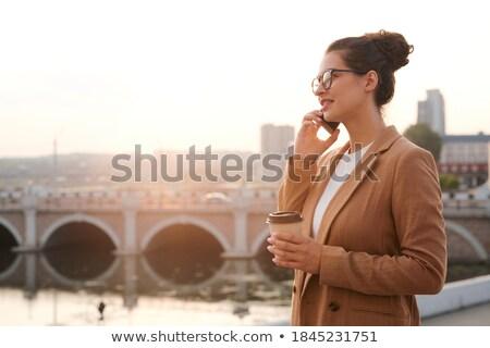 tanácsadás · ügyfelek · portré · modern · pár · hallgat - stock fotó © pressmaster