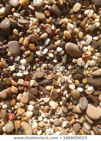 Rzeki kamienie wody mały rock Zdjęcia stock © ElenaBatkova