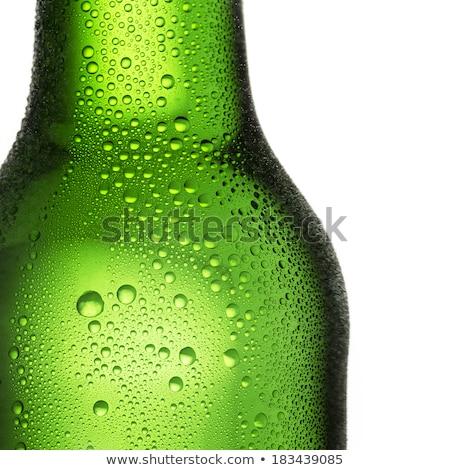 green bottleneck Stock photo © prill