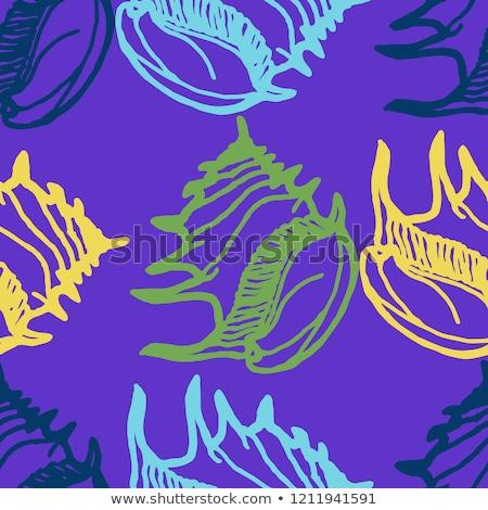 бесшовный текстуры дизайна фон металл пластина Сток-фото © Leonardi