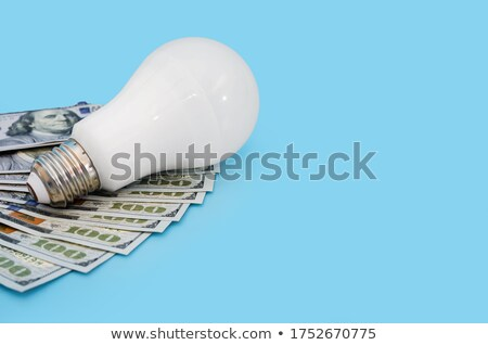 Electrician making money and energy savings Stock photo © photography33