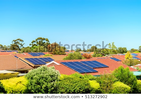 énergie consommation maison modèle technologie Photo stock © photography33