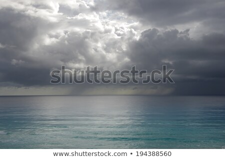 Storm over Cancun Stock photo © MojoJojoFoto