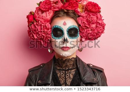 mulher · olho · cara · beleza - foto stock © wavebreak_media