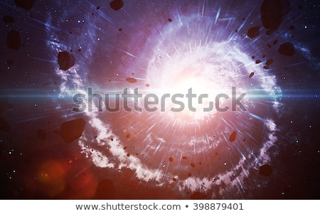 Foto stock: Big · bang · abstrato · colorido · enérgico · arte · discoteca