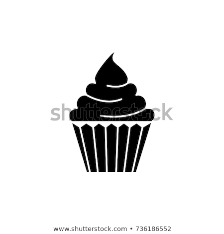 tatlı · simgeler · eps10 · vektör · format - stok fotoğraf © freesoulproduction