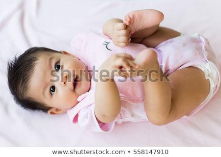 baby · madre · ragazzo · pisolino - foto d'archivio © szefei