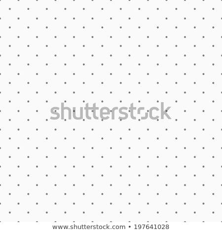 seamless grey polka dots texture  Stock photo © creative_stock