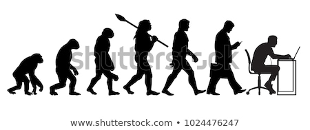 Evoluzione falso dizionario definizione parola Foto d'archivio © devon