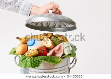 Food Garbage Stock photo © Lightsource