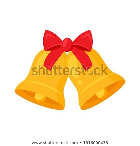 casal · páscoa · decoração · sorridente · em · pé - foto stock © romvo