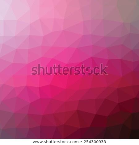 Stockfoto: Kleurrijk · abstract · meetkundig · laag · stijl · grafische