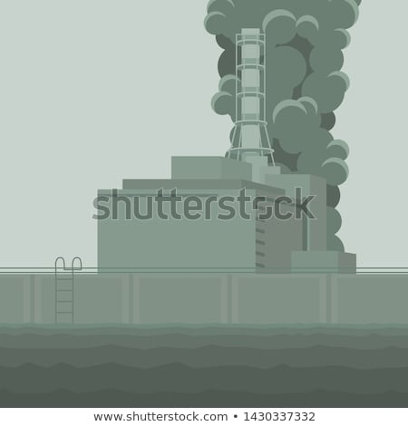 Chernobyl nuclear power plant Stock photo © bezikus