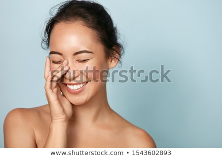 Portrait of Natural Beauty Stock photo © dash