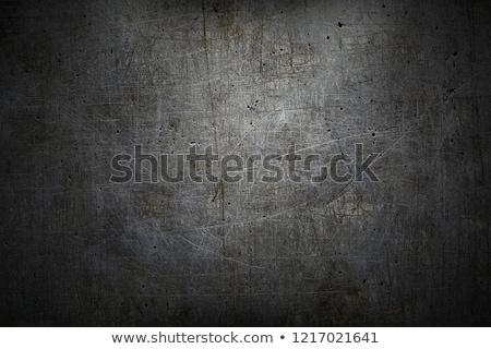 Red grunge brushed metal background Stock photo © kjpargeter