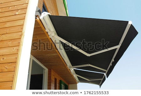 Sunshade Stock photo © simply