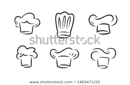 Chef hat vector illustration Stock photo © m_pavlov