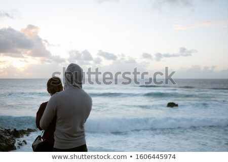 любителей · ссориться · иллюстрация · пару · женщину - Сток-фото © bluering