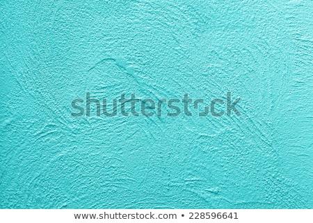 velho · parede · resistiu · amarelo · pintar · textura - foto stock © meinzahn