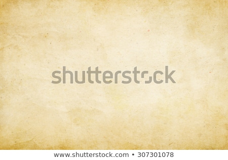 Paper background template with brown lines Stock photo © bluering