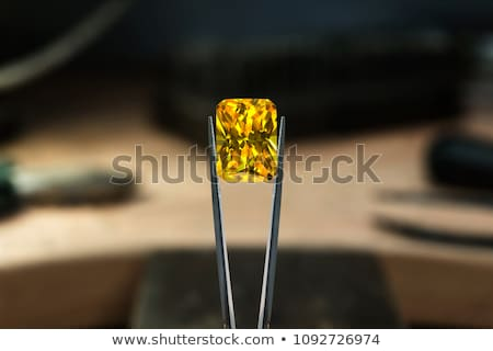 beautiful mineral for jewelry Stock photo © tekso