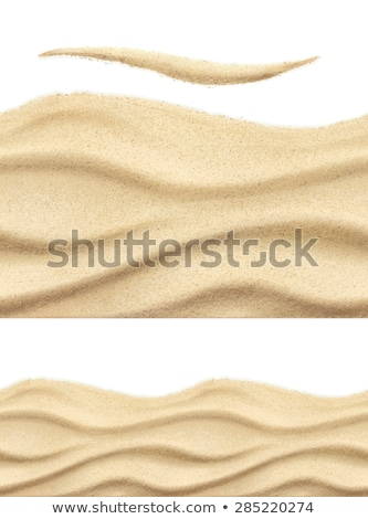 beach sand texture vector tropical exotic beach background illustration stock photo © pikepicture