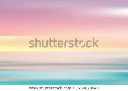 culoare · razele · multe · stele · soare - imagine de stoc © pikepicture