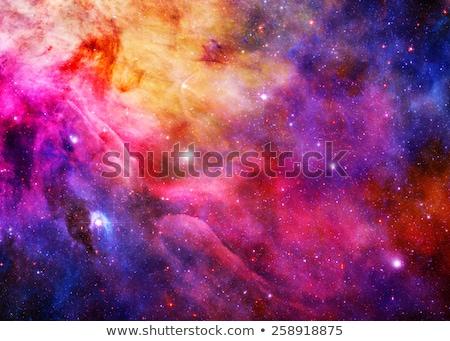 туманность · глубокий · пространстве · Элементы · изображение - Сток-фото © nasa_images