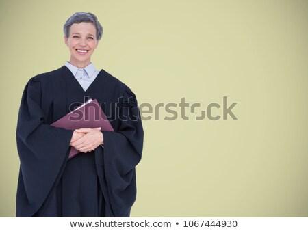 女性 · 裁判官 · 孤立した · 白 · 手 · スポーツ - ストックフォト © wavebreak_media