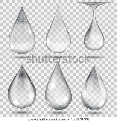 water drop from a watering can Stock photo © Lopolo