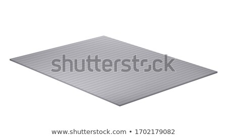 Grill bbq apparaat vector beton Stockfoto © pikepicture
