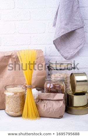 Survival products for emergency situations Stock photo © furmanphoto