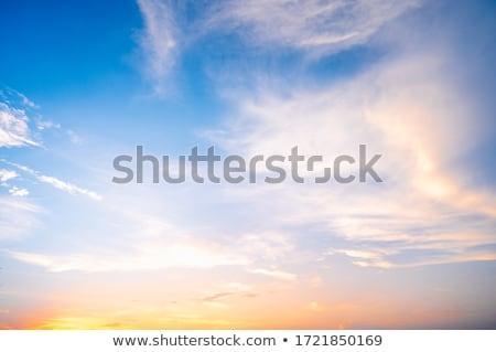 Dusk Cloudscape Stock photo © stevanovicigor