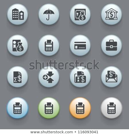 住宅ローン webボタン 孤立した 白 ビジネス 金融 ストックフォト © tashatuvango