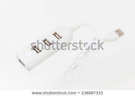 usb cable 4 Stock photo © tdoes