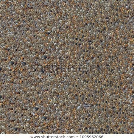 Foto d'archivio: Ciottolo · pietre · senza · soluzione · di · continuità · abstract · natura · sabbia