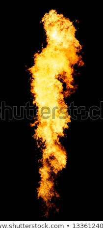 Fire Column Stock photo © winterling
