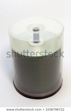stack of printable discs Stock photo © PetrMalyshev