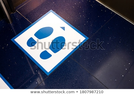 Prevention Blue Marker Stock photo © ivelin