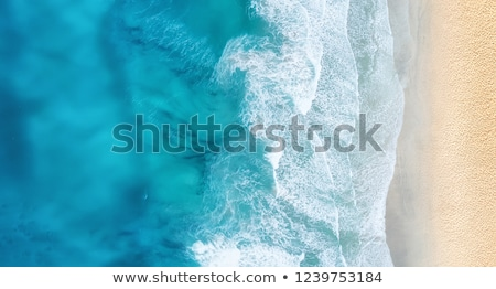 Turquoise sea Stock photo © Nneirda