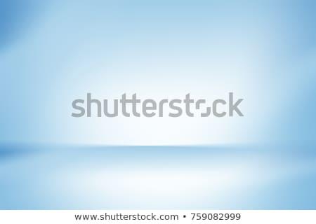 White Frame on blue background Stock photo © manaemedia