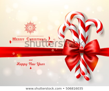Holiday background candy. EPS 10 Stock photo © beholdereye
