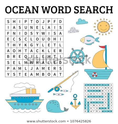 Puzzle parola competenze pezzi del puzzle costruzione lavoro Foto d'archivio © fuzzbones0