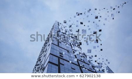 A high business establishment Stock photo © bluering