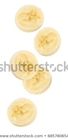pieces of banana Stock photo © Digifoodstock