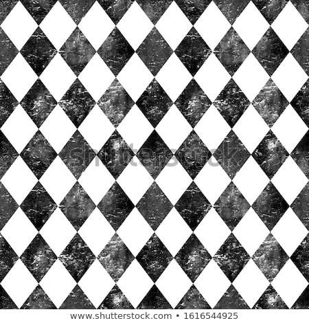 Checked cloth texture Stock photo © szefei