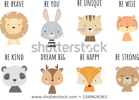 baby animals, vector Stock photo © beaubelle