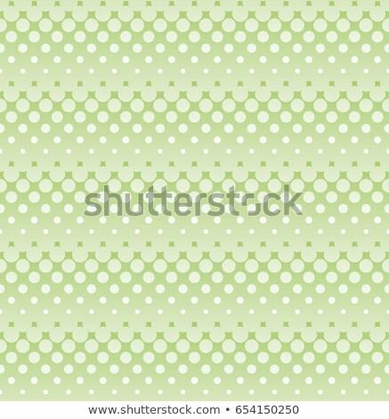 緑 ハーフトーン Webデザイン ベクトル 壁紙 ストックフォト © almagami
