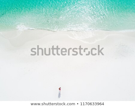 Australia has idyllic perfect beaches to swim in stock photo © lovleah
