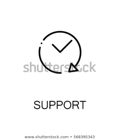 Round the Clock Support Stock photo © smoki